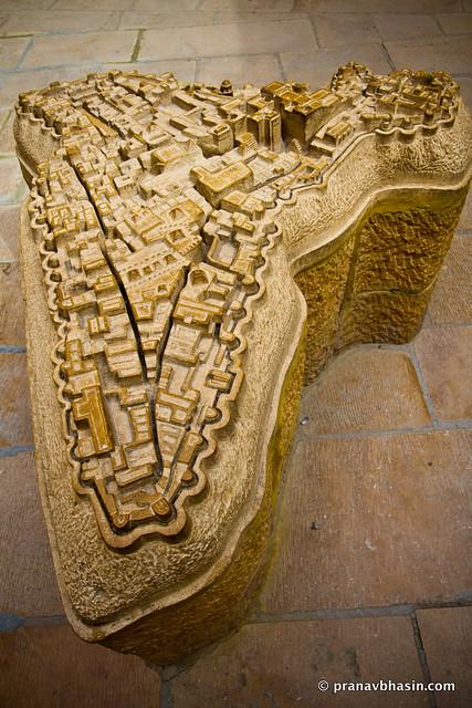 Sonar Kila Layout, Jaisalmer