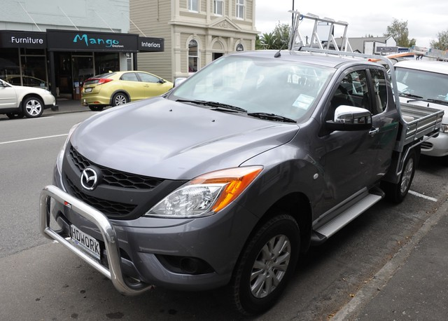 new newzealand pickup ute zealand nz mazda greytown 2014 bt50