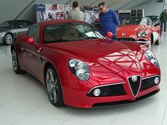 2008 Alfa Romeo 8C Competizione (harry_nl) Tags: netherlands utrecht nederland alfaromeo 2014 8c competizione 90zrtx sidecode6