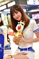 2016 China Joy Shanghai (MyRonJeremy) Tags: sexy asian model showgirl sexybabes babes pretty pretties cute cuties beautifulbabes beautiful elegant nikon expo convention exhibition gamingexhibition chinababes shanghaichinajoy2016 shanghaibabes shanghai chinajoy