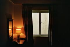 room with a view (InSoManyWords) Tags: film 35mm fujifilm fujisuperia200 rollei35 vietnam dalat hotel