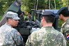 Paraguayan Soldiers Experience Homeland Response Force Training .