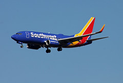 N936WN B.737-7H4 Southwest Airlines (ChrisChen76) Tags: atlanta b737 b7377h4 southwestairlines usa