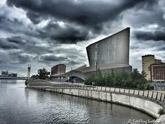 Imperial War Museum North (FotoFling Scotland) Tags: imperialwarmuseumnorth manchester museum salfordquays fotoflingscotland