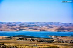 Hirfanlı (zulkifaltin) Tags: türkiye kırşehir kaman manzara landscape hirfanlı göl baraj water su dağ tepe