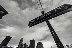 Harrison Ave (@tj_makes_it) Tags: harrison avenue street okc oklahoma clouds downtown rain