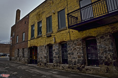 Looking For A Quiet Pub (MBates Foto) Tags: architecture availablelight alleyway buildings brick color cloudy city daylight downtown existinglight nikon nikond810 spokane washington inlandwashington easternwashington pacificnorthwest old overcast outdoors urban unitedstates 99201