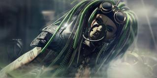 Cyber! ... by Niani