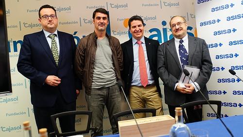 Aula de Salud sobre 'Fracturas dorsales en accidentes de tráfico' desde la Fundación Cajasol (Cádiz) (13)