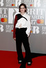 Heloise Letissier aka Christine And The Queens attends The BRIT Awards 2017 at The O2 Arena on February 22, 2017 in London, England. (Photo by John Phillips/Getty Images)