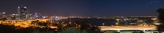perthh skyline_Panorama2.jpg (ImaginingsLifeImages) Tags: lights night perthcbd buildings scenes australia manmade city kingspark perth wa places transport westernaustralia
