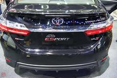 MotorShow_2017-04-02_5404 (kamaruld) Tags: bangkok thailand carshow bangkokinternationalmotorshow autoshow toyota altis vios camry hybrid