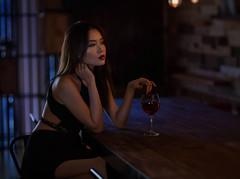 Before midnight (Shane Devlin Photography) Tags: portrait lowkey gels moody concept mood dreamy dramatic model girl female