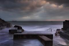 Forty Foot (Kevin.Grace) Tags: forty foot dublin ireland sea irish ship sunrise swimming baths landscape seascape