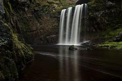 Dalcairnie (davidballantyne2) Tags: dalcairneywaterfall ayrshire riverdoon dalmellington scotland leefilters longexposure waterfall landscape river stream littlestopper dalcairnie dalcairniewaterfall