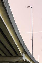 Vonalak és ívek (zsolesz_93) Tags: eger hungary hungarian oszlop felüljáró építmény lámpa nikond3200 nikkor1855mm curves lineal
