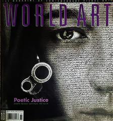 World Art 16 (1998) (Mongo X) Tags: shirinneshat contemporaryart worldart