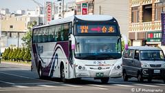 國道客運1834路線(國光客運)大宇 DAEWOO BX212MT@嘉義轉運站 (LF Zhang) Tags: 國光客運 daewoo bx212mt doosandv11 430ps