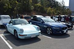tamttd17011b (tanayan) Tags: car automobile cg club toyota museum tam ttd 愛知 長久手 日本 トヨタ aichi nagakute japan nikon v3 german porsche 964 911 jaguar xj x351