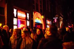 night life (Dima Viunnyk) Tags: night neon city amsterdam film vsco majestic people spring summer