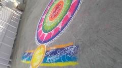 20151114_164746 (bhagwathi hariharan) Tags: rangoli kolam mumbai design nalasopara nallasopara festival