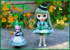 Little Gaelic Girls