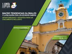 1era JA CEAL 2017 Antigua Guatemala