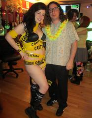 20160930 2345 - Rainbow Party #3 - Yellow Party - IMG_1191 - Katina, Bob, Clint, Carolyn (Rev. Xanatos Satanicos Bombasticos (ClintJCL)) Tags: 20160930 201609 2016 party partyclintandcarolyn partyclintandcarolyn20160930 partyclintandcarolynrainbowparty partyclintandcarolynrainbowparty20160930 partyclintandcarolynrainbowpartyyellow partyclintandcarolynrainbowpartyyellow20160930 partyclintandcarolynyellow partyclintandcarolynyellow20160930 partyrainbowparty partyrainbowparty20160930 partyrainbowpartyclintandcarolyn partyrainbowpartyclintandcarolyn20160930 partyrainbowpartyyellow party20160930 party20160930clintandcarolyn partyyellow partyyellow20160930 rainbowparty rainbowpartyclintandcarolyn rainbowpartyclintandcarolyn20160930 rainbowparty20160930 yellowparty yellowparty20160930 virginia alexandria clintandcarolynshouse upstairs standing lei tape cautiontape hugging katinam sideshowbob clint carolyn