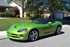 2008 dodge viper photo srt10 roadster