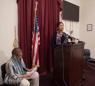 MMB@ Press Conference with Congresswoman Eleanor Holmes Norton01-03-2017.Khalid-Naji-Allah (7 of 16)