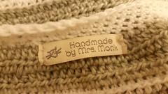 Handmade by Mrs. Monk (anne.stergatos) Tags: hmm crochet crocheting croché tigisi haken handmade handarbeit häkeln handgemacht wool wolle wollknäuel yarn hobby textil leidenschaft macromonday macro