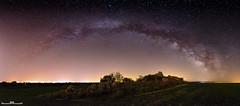 Cruzando el cielo (www.jorgelazaro.es) Tags: nocturna cielo noche masdemelons naturaleza milky estrellas paisaje víaláctea rocas puigverddelleida catalunya españa es