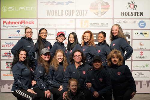 Team USA Women Expanded Squad