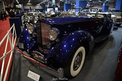 1937 Packard V12 Model 1507 Dual-Cowl phaeton LeBaron (pontfire) Tags: 1937 packard v12 model 1507 torpédo double phaéton lebaron twelve dualcowl phaeton rétromobile rétromobile2017 artcurial goddessofspeed libertadyvelocidad voituredexception voiturerare luxurycars voituredeluxe rarecars oldcars antiquecars classiccars vieillevoiture voitureancienne voituredecollection car cars auto autos automobili automobile automobiles voiture voitures coche coches wagen pontfire automobiledeprestige automobiledexception automobileancienne automobiledeluxe worldcars americancars americanluxurycars packardcars packardconvertible convertiblecoupe dropheadcoupe automobiledecollection voitureaméricaine uscars usa carsofexception