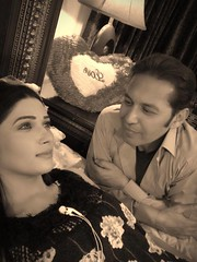 Rohid Ali Khan and Zara Malik in Bedroom (Rohid Ali Khan) Tags: rohid ali khan maproductions mapro zara malik adhoorey khuwaab shahid sheikh khalid butt romantic song pehli muhabbat khanpur dam pakistani actor bollywood insight movie