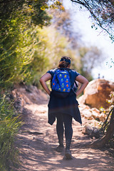 Echo Mountain Hike 2017 - Altadena Trail (Jeremy Thomas Photography) Tags: echomountainhike2017altadenatrail echo mountain hike 2017 altadena trail hiking outdoor outdoors beautiful pretty gorgeous stunning amazing lovely whoa wow cool nature hot spring light lights lighting color colors colorful love canon eos 5 5dmarkiii 2 two dslr hd high def definition raw lightroom 3 full frame digital exposure prime fixed ef 135mm 135 l f20 usm lens bokeh dof quality fijizzle sharp portrait telephoto fov