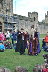 DSC_6587 (nordic lady) Tags: alnwick castle harry potter sightseeing england alnmouth holidays easter 2017