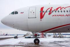 IMG_4846-1200 (Yuryst PhotoAvia) Tags: airbus a330 vpbdv vimavia vimairlines domodedovo