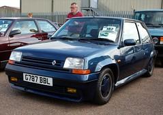 G787 BBL (Nivek.Old.Gold) Tags: 1990 renault 5 gt turbo raider 1397cc aca