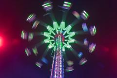 Moving Fun 2 (DavideDavelli) Tags: fraire fiera fun festival giostre giostrai giostraio movimento luci lights coloredlights lucicolorate