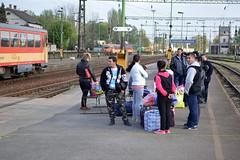 2017_Kiskunfélegyháza_1066 (emzepe) Tags: 2017 április tavasz hungary hongrie ungarn kiskunfélegyháza állomás vasútállomás railway station bahnhof gara gare bézé
