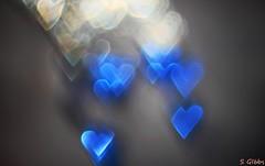 bokheart (gshaun12) Tags: bokeh macro macrodreams art lightning upclose focus blue