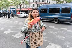 DSC07640.jpg (Reportages ici et ailleurs) Tags: frontnational lycéen paris macron election présidentielle élection seçim presidential manifestation contestation lepen