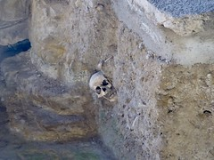 Iglesia San Lorenzo. Úbeda (Miguelángel) Tags: úbeda sanlorenzo iglesia sepultura cráneo calavera excavación ph249conjuntosmonumentalesrenacentistasdeúbedaybaeza huertadesanantonio
