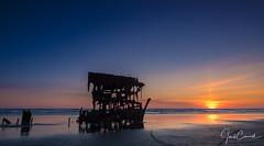 Peter Iredale (TwistedJake) Tags: peter iredale shipwreck abandoned coast oregon astoria warrenton fort ft stevens old sunset ocean