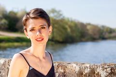 Belle Au Soleil (Alexis Cayot) Tags: bokeh cayot smile canon l 5d sun f4 feflecteur 70 ef sourire soleil is 200 portrait markii alexis