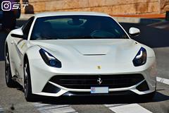 Ferrari F12 Berlinetta (Samuele Trevisanello) Tags: ferraricar ferraripower power car cars supercar supercars monaco montecarlo monte carlo dream dreamcar f ferraricars italian worldcars auto veicolo sportiva allaperto gare automobilistiche da corsa 12 nikond d3200 night ferrari ferrarif12 f12 berlinetta f12berlinetta white amazing