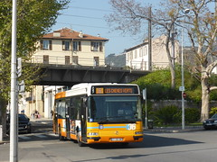 Irisbus Agora S n°387 (pag) Tags: irisbus agora s diesel euro 3 €3 nice ligne dazur rla regie 06300 06 bus portes ct 550 bn 387 girouette couleur les chênes verts chenes vauban drap moteur iveco i6 290 chevaux normes spotting spot citelis urbanway
