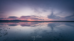 great reflections (Pastel Frames Photography) Tags: sunriseinblackrock dundalk colouth ireland morning reflections beach clouds sky nature outdoors canon5dmark3 canon 1635 mm