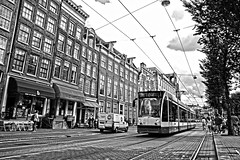 Amsterdam (stefano iacuissi) Tags: amsterdam nl street hdr bw d70 1685
